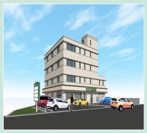 (仮称)堺市西区上野芝町医療モールの写真